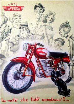Vintage Brochures: Laverda 1949 (Italy)