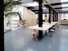 Estúdio de Design Clarks Originals,Cortesia de Arro Studio