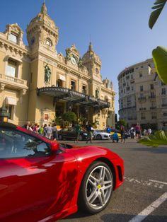 Grand Casino, Monte Carlo, Monaco