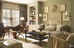 12 Traditional Rooms by Suzanne Kasler Interiors Photos | Architectural Digest