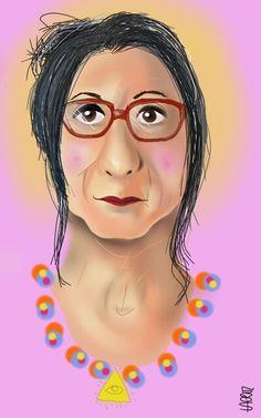 Laerte #illustration #fanart #digital #draw #artwork #laerte #caricature