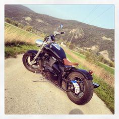 Suzuki intruder bobber Oldschool motorcycles