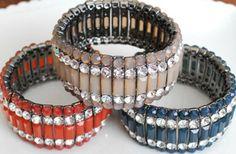 GroopDealz | BLOWOUT! Gorgeous Rhinestone Bracelet