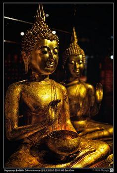 B - Singapore 新加坡 - Nagapuspa Buddhist Culture Museum 龙华文物馆