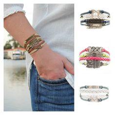 Gift Ideas. FABULOUS STOCKING STUFFERS – Buy 2 Wrap Bracelets, get 4 FREE + FREE…