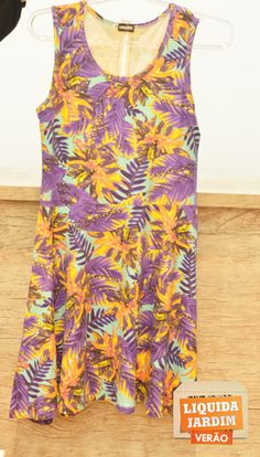 Vestido viscolycra de R$59,90 por R$39,90.  -Loja Graffite.