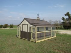 For All Your Animal Shelter Needs. great resources too: Smaller Chicken Coops, Larger Chicken Coops, Chicken Feeders, Chicken Nest Boxes, Waterfowl Housing, Pigeon, Game Birds, Rabbit Hutch's, Goat, Sheep, Hog, Calf, Cattle, Horse Feeders, Green Houses, Raised Bed Garden Boxes, Dog, Cupolas, Weathervanes @ portablelivestockshelters.com