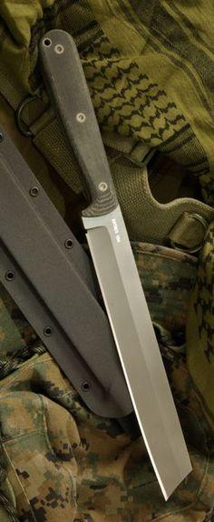 Entrek Batanga Fixed Blade Knife