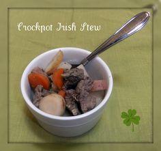 Mealpod: Crockpot Irish Lamb Stew