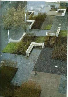 LA FACTORÍA 2011-2012: Escenografía Urbana - Plaza del Desierto (Eduardo Arroyo)