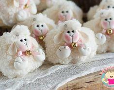 Sheep, Lamb, Teddy Bear, Creative Studio, Feltro, Creativity, Weaving Looms, Rabbits, Teddy Bears