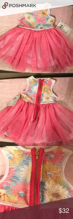 Size 2T Marmellata Pink Tutu Dress 🌸NWT🌸 Brand new, with tags!!! Pink tutu dress. Size 2T Marmellata Dresses
