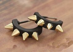 Cool Punk Earrings from Dollar Jewelry