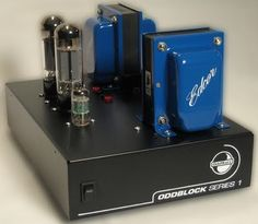 Tube Amplifier Kit   ... is a complete tube amplifier kit which include a nice powder coated