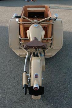 Peugeot TN55 Triporteur Plus