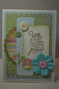 Card by Lela using Verve Stamps.  #vervestamps