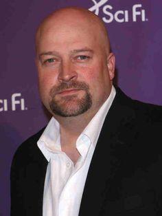 Jason Hawes <3 TAPS Co-Founder
