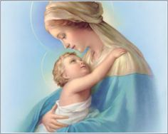 virgem maria e jesus                                                                                                                                                                                 Mais