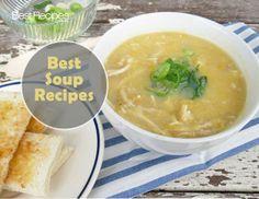 The best soup recipes #bestrecipes #winterrecipes