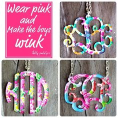I need these necklaces