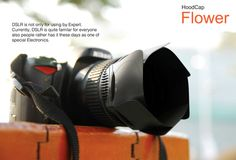 Ingenious Lens Cap and Hood Opens Like a Blooming Flower | Gadget Lab | Wired.com