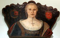 Portret trumienny Sokołowskiej, 2 poł. XVIII w.Sarmatyzm | Muzeum Diecezjalne we Włocławku