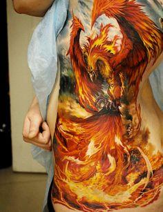 Phonix Tattoo