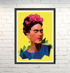 Poster Frida Kahlo 2