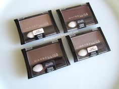 Maybelline Expert Wear Single Eyeshadows