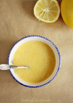 Kuchenne Łasuchowanie: Lemon Curd bez masła