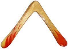 Everest Wooden Boomerang from Boomerangs.com