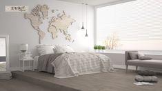 Mr Grey, Oasis, Loft, Collection, The Originals, Euro, Bed, Color, Home Decor