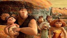 THE CROODS - TRAILER - ANDROID IOS