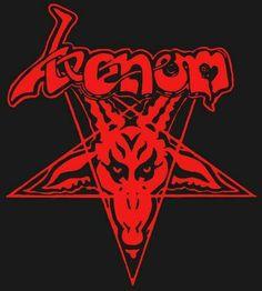 Metal On Metal, Heavy Metal Rock, Heavy Metal Bands, Black Metal, Metal Music Bands, Metal Band Logos, Venom Band, Groove Metal, Top Albums