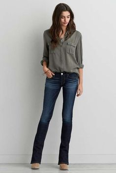 Skinny Kick Jean - Buy One Get One 50% Off + Free got Shipping  - got mine and love them!