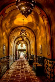 Hotel Figueroa~ a whole lotta Morocco in downtown LA
