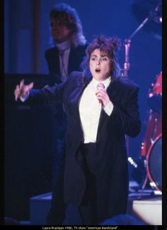 "Laura 1988, TV-show ""American Bandstand"""