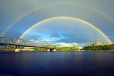 Rainbows from Webbwheel