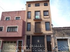 Venta segundo piso sin ascensor en Castellnovo en la calle Sierra Espadán. Vivienda compuesta por comedor, cocina, cuarto de baño y 3 habitaciones. Para entrar a vivir. 70.000 €