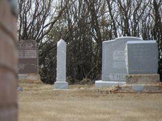 Dinton Alberta cemetery