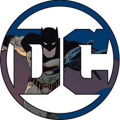 DC Logo for Batman by piebytwo