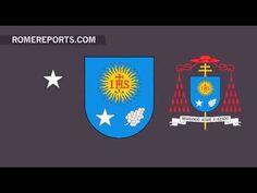El escudo del Papa Francisco