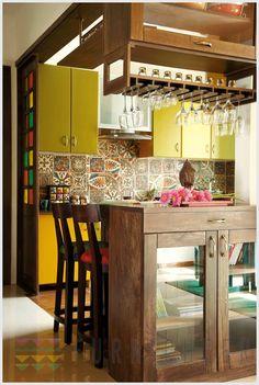 trendy kitchen furniture design home decor Kitchen Cabinet Layout, Kitchen Storage, Kitchen Cabinets, Kitchen Organisation, Kitchen Nook, Food Storage, Storage Ideas, Kitchen Dining, Colorful Kitchen Decor