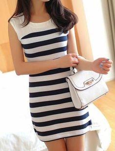 I love stripes!