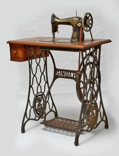 I watched my grandmother sew on one of these all of her life, (she