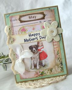 #papercraft #card By iralamija: Mothers Day Cards