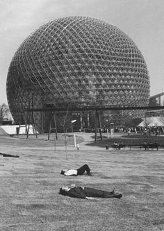 buckminster fuller forever / The Green Life <3