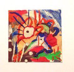 Obra en plastilina Painting, Art, Play Dough, Pintura, Wood, Art Background, Painting Art, Paintings, Kunst
