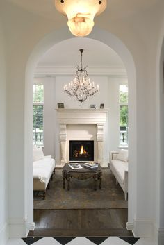 Grand Fireplace Design, Pictures, Remodel, Decor and Ideas - page 3