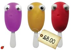 Frosty Friends – make your own lollies!
